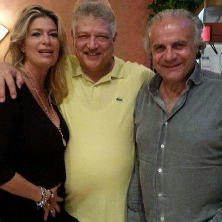 Antonio Nazir con ospiti